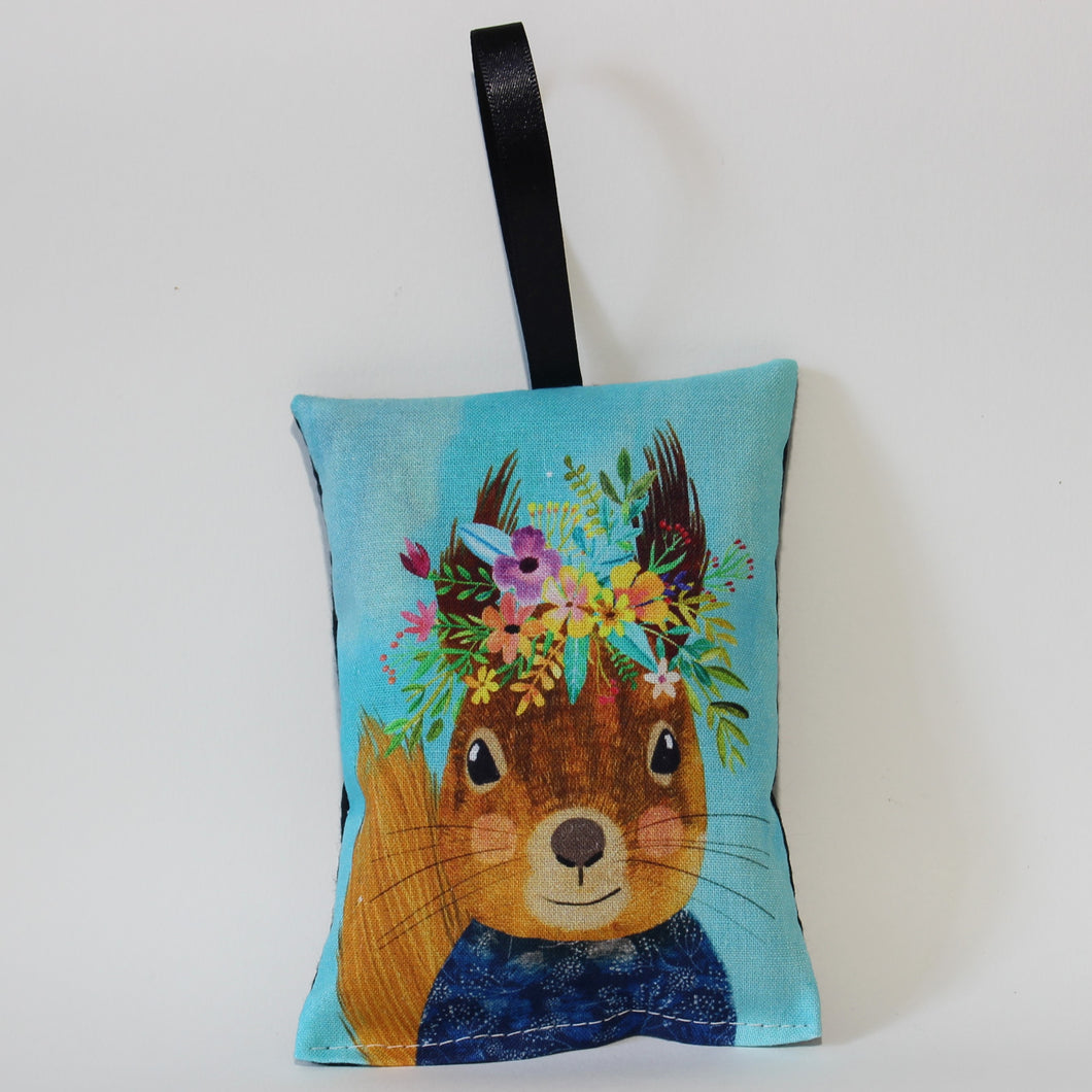 Squirrel Lavender Bag