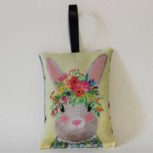Rabbit Lavender Bag