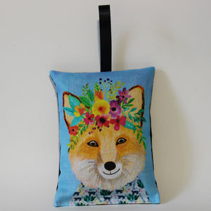Fox Lavender Bag