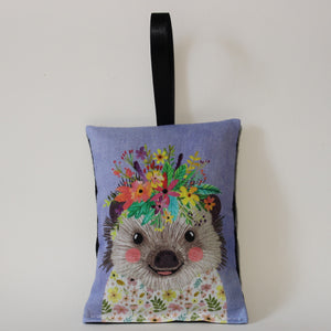 Hedgehog Lavender Bag