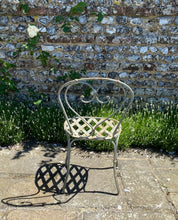 Load image into Gallery viewer, Antique French Garden Chair