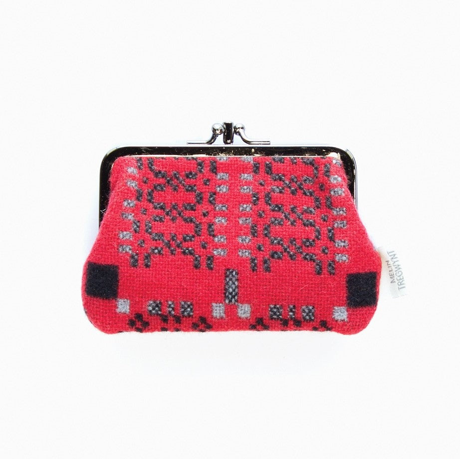 Welsh Purse - Red