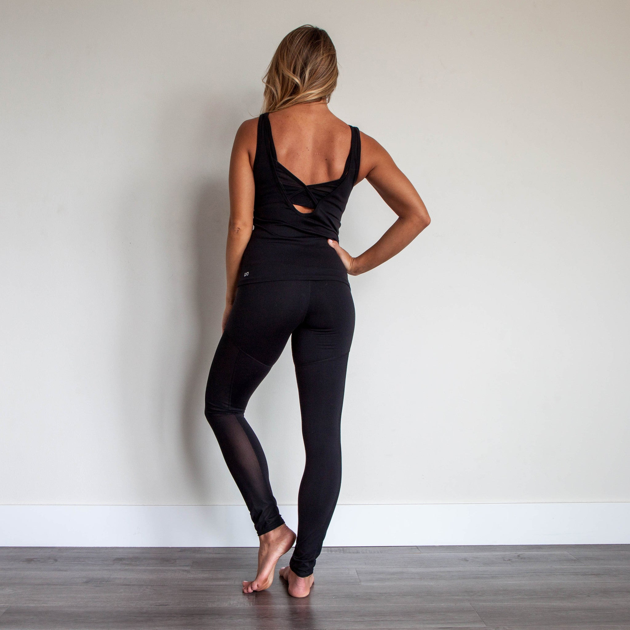 Legend Legging Jet Black