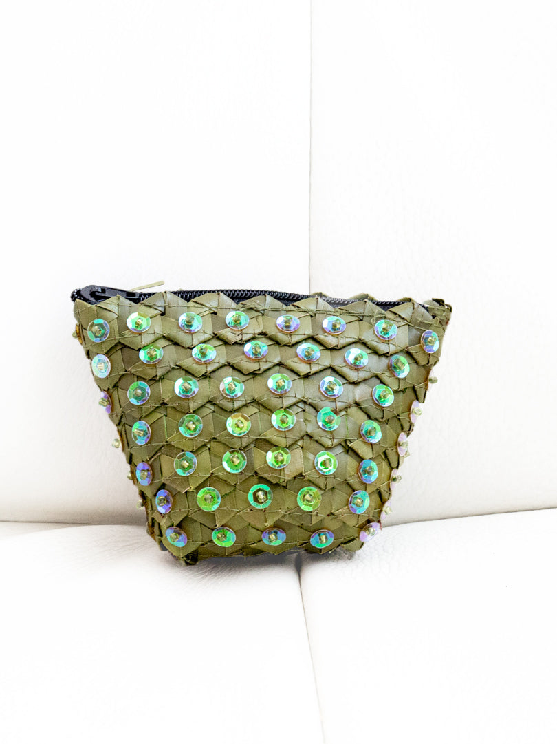 Lilah Handwoven Coin Purse