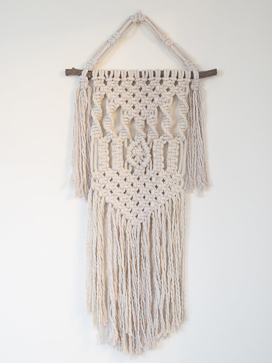 Maren Cotton Handmade Macrame Wall Hanging