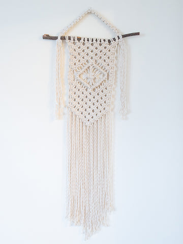 Taylor Cotton Handmade Macrame Wall Hanging