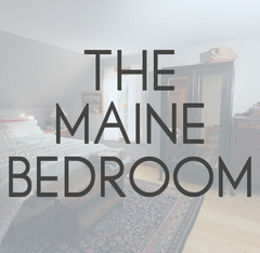 The Maine Bedroom