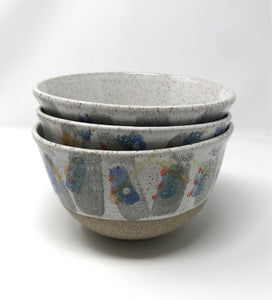 Three Morning  Bowls (nested set)