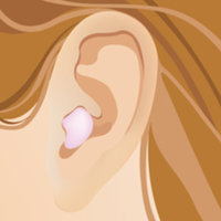 In ear hearing aids