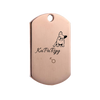 Free Customized Pet ID Tag - Style 3 - Dog_Apparel