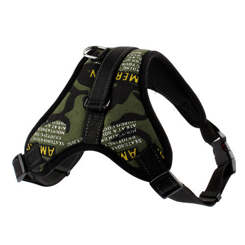Durable Harness for Large Dogs - Dog_Apparel