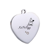 Free Customized Pet ID Tag - Silver Style - Dog_Apparel
