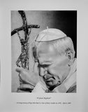 "11""x14"" Saint Pope John Paul Limited Edition Print"