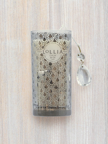 Lollia Calm Perfumed Luminary