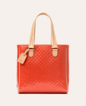 Consuela Classic Candy Crush Cayenne Regular Tote