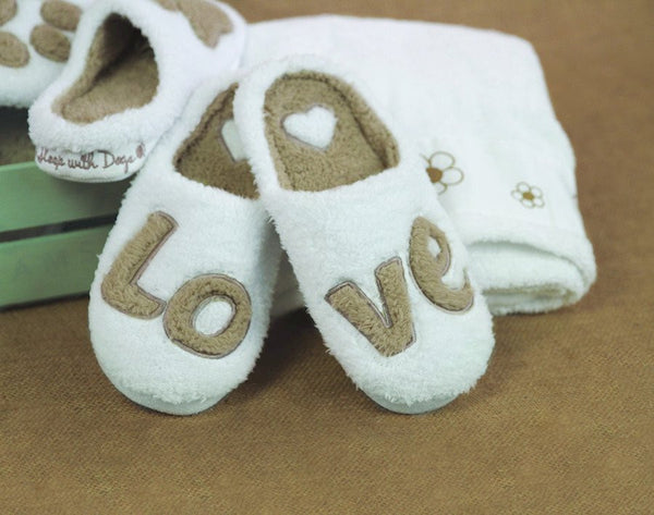 Faceplant LOVE Slippers