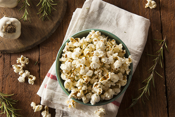 Perfect Truffle Popcorn