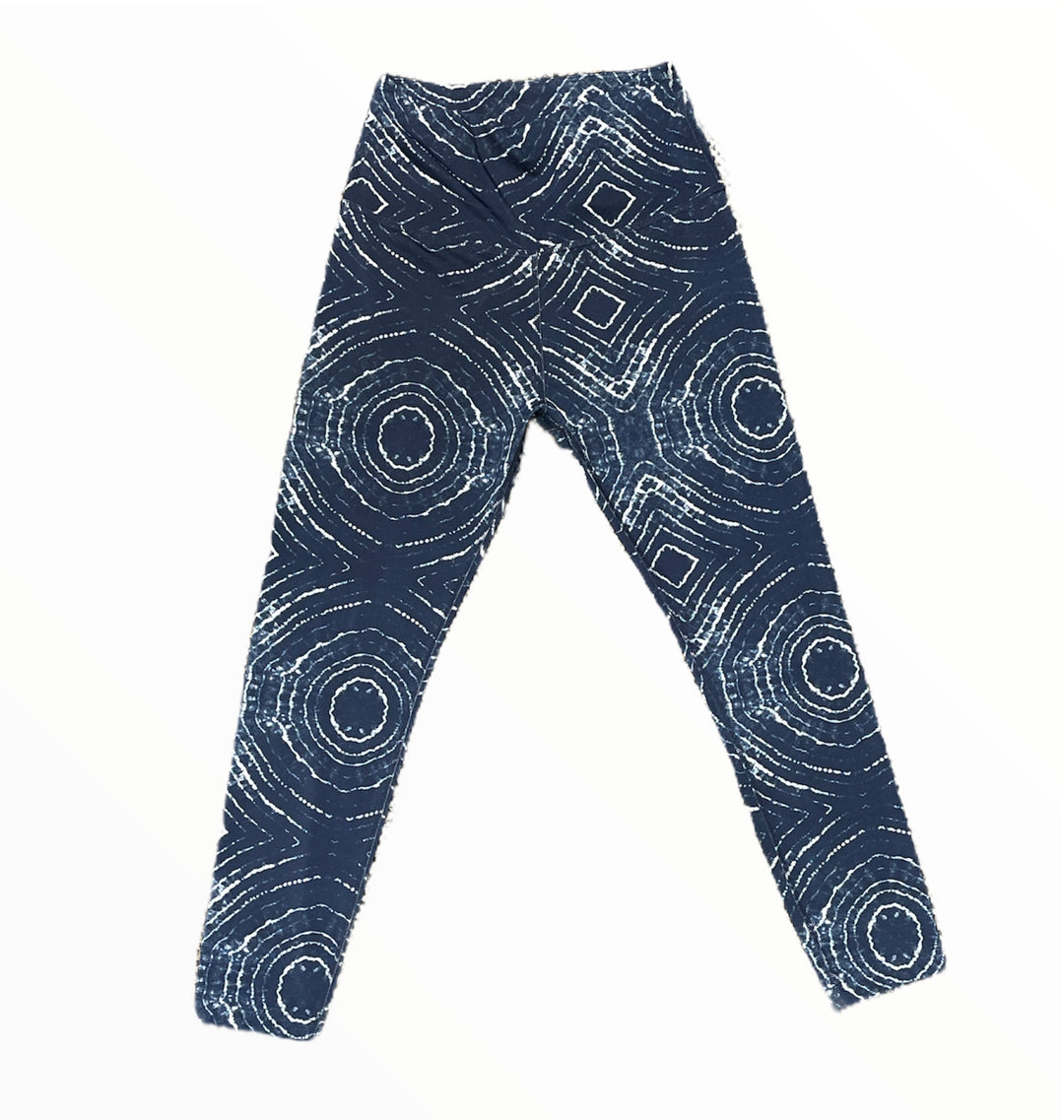Primary Photo - BRAND:   BEYOND YOGA <BR>STYLE: ATHLETIC PANTS <BR>COLOR: WHITE BLUE <BR>SIZE: L <BR>OTHER INFO: BEYOND YOGA - <BR>SKU: 223-22364-43195