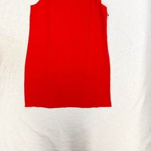 Primary Photo - BRAND: NICOLE MILLER STYLE: DRESS SHORT SLEEVELESS COLOR: RED SIZE: 12 SKU: 223-22318-107231