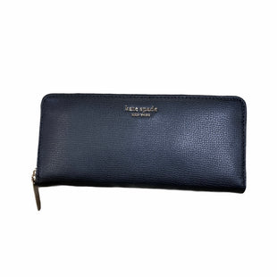 Primary Photo - BRAND: KATE SPADE STYLE: WALLET COLOR: BLACK SIZE: LARGE OTHER INFO: GOLD SKU: 223-22318-118591