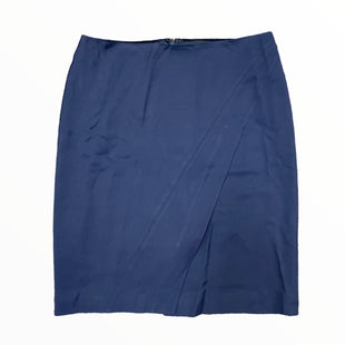 Primary Photo - BRAND: CLASSIQUES ENTIER STYLE: SKIRT COLOR: NAVY SIZE: 14 SKU: 223-22364-42534
