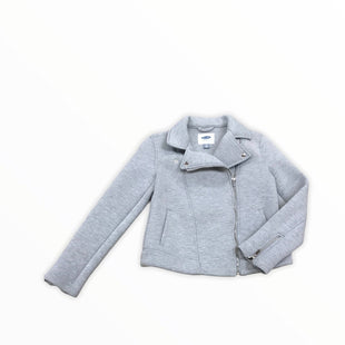 Primary Photo - BRAND: OLD NAVY STYLE: JACKET OUTDOOR COLOR: GREY SIZE: XS SKU: 223-22370-14041