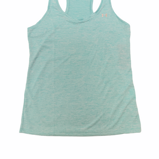 Primary Photo - BRAND: UNDER ARMOUR STYLE: ATHLETIC TANK TOP COLOR: MINT SIZE: M SKU: 223-22343-20702