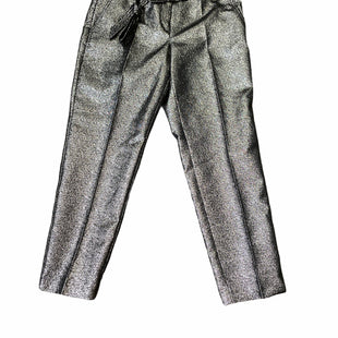 Primary Photo - BRAND: ANN TAYLOR LOFT STYLE: PANTS COLOR: SILVER SIZE: 8 SKU: 223-22361-21241
