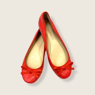 Primary Photo - BRAND: VERA WANG STYLE: SHOES FLATS COLOR: CORAL SIZE: 6 SKU: 223-22364-36003
