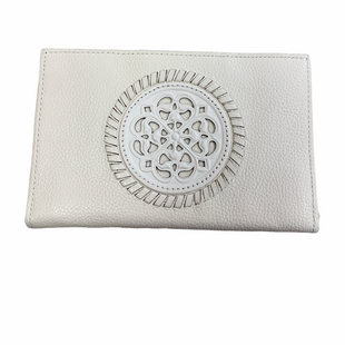 Primary Photo - BRAND: BRIGHTON STYLE: WALLET COLOR: OFF WHITE SIZE: LARGE SKU: 223-22318-119311