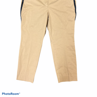Primary Photo - BRAND: J CREW STYLE: PANTS COLOR: KHAKI SIZE: 18 SKU: 223-22393-5535