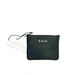 Primary Photo - BRAND: REBECCA MINKOFF STYLE: WALLET COLOR: BLACK SILVER SIZE: SMALL SKU: 223-22364-34601