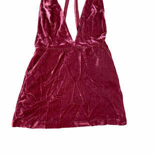Primary Photo - BRAND: FREE PEOPLE STYLE: DRESS SHORT SLEEVELESS COLOR: MAROON SIZE: M SKU: 223-22364-37467