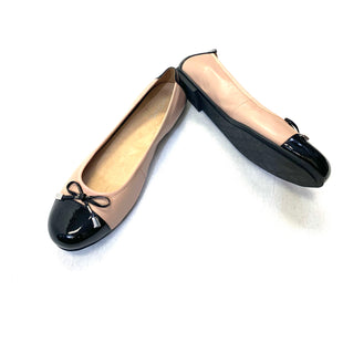 Primary Photo - BRAND: VIONIC STYLE: SHOES FLATS COLOR: PINKBLACK SIZE: 9.5 SKU: 223-22318-104548
