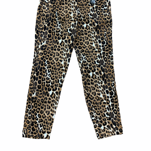 Primary Photo - BRAND: EXPRESS STYLE: PANTS COLOR: ANIMAL PRINT SIZE: 4 SKU: 223-22343-20711