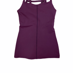 Primary Photo - BRAND:    KIRA GRACE STYLE: ATHLETIC TANK TOP COLOR: MAROON SIZE: S OTHER INFO: KIRAGRACE - SKU: 223-223100-872