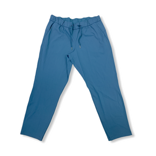 Primary Photo - BRAND: LULULEMON STYLE: ATHLETIC PANTS COLOR: SLATE BLUE SIZE: 12 SKU: 223-22393-7040