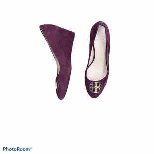 Primary Photo - BRAND: TORY BURCH STYLE: SHOES HIGH HEEL COLOR: BURGUNDY SIZE: 9.5 SKU: 223-22318-115321