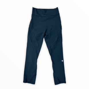 Primary Photo - BRAND: LULULEMON STYLE: ATHLETIC CAPRIS COLOR: BLACK SIZE: 4 SKU: 223-22364-41074