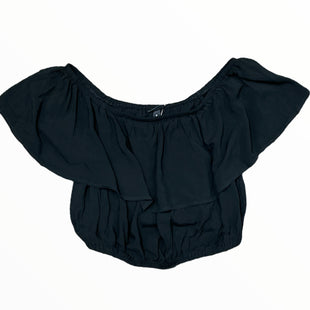 Primary Photo - BRAND: TORRID STYLE: TOP SHORT SLEEVE COLOR: BLACK SIZE: L SKU: 223-22318-122226