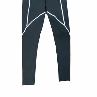 Primary Photo - BRAND: ATHLETA STYLE: ATHLETIC PANTS COLOR: BLACK SILVER SIZE: M OTHER INFO: REFLECTIVE SKU: 223-22318-123701