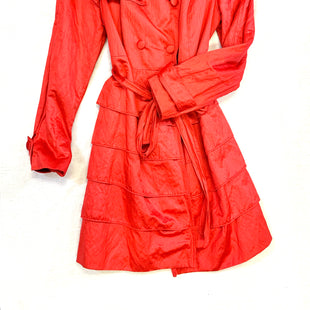 Primary Photo - BRAND: INTERNATIONAL CONCEPTS STYLE: JACKET OUTDOOR COLOR: RED SIZE: L SKU: 223-22318-99788