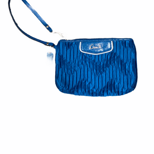 Primary Photo - BRAND: COACH STYLE: WRISTLET COLOR: OCEAN SKU: 223-22343-22486