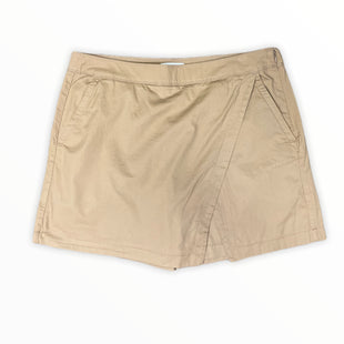Primary Photo - BRAND: LIZ CLAIBORNE STYLE: SKIRT COLOR: TAN SIZE: 12 OTHER INFO: SKORT SKU: 223-22370-16656