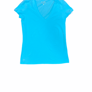 Primary Photo - BRAND: LILLY PULITZER STYLE: TOP SHORT SLEEVE BASIC COLOR: LIGHT BLUE SIZE: M SKU: 223-22343-20728