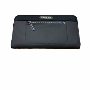 Primary Photo - BRAND: MICHAEL BY MICHAEL KORS STYLE: WALLET COLOR: GREY SIZE: LARGE SKU: 223-22343-18743