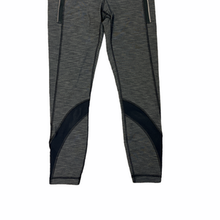 Primary Photo - BRAND: LULULEMON STYLE: ATHLETIC PANTS COLOR: MULTI SIZE: 6 OTHER INFO: BLK/GREY SKU: 223-22343-22912