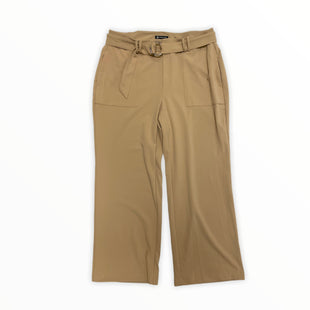 Primary Photo - BRAND: INTERNATIONAL CONCEPTS STYLE: PANTS COLOR: BEIGE SIZE: 18 SKU: 223-22318-119892