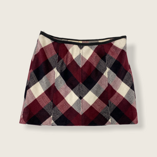 Primary Photo - BRAND: FREE PEOPLE STYLE: SKIRT COLOR: CHECKED SIZE: 4 SKU: 223-22393-6024