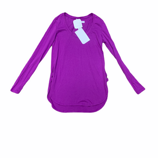 Primary Photo - BRAND: FABLETICS STYLE: ATHLETIC TOP COLOR: PURPLE SIZE: XS SKU: 223-22318-119692
